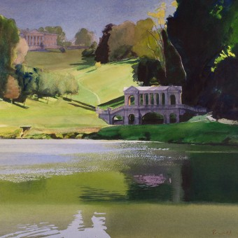 Prior Park with Palladian Bridge