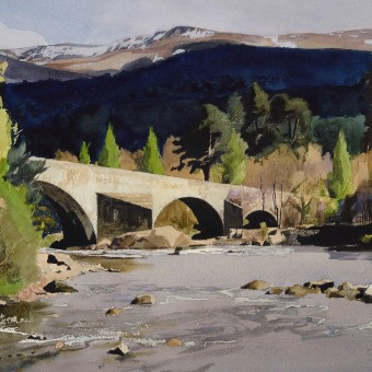Invercauld Bridge, River Dee