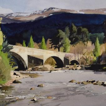 Invercauld Bridge, River Dee