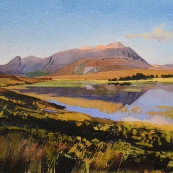 Loch Contrie & Moine Mhor