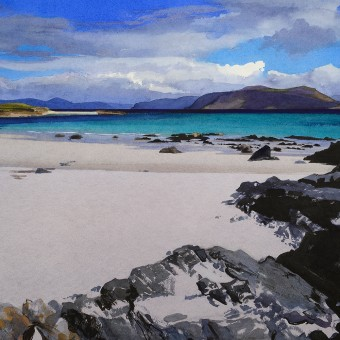 North Beach, Iona