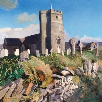 Materiana's Church, Tintagel