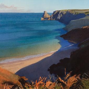 Bossiney Bay, North Cornwall