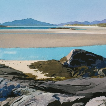 Seilebost, South Harris