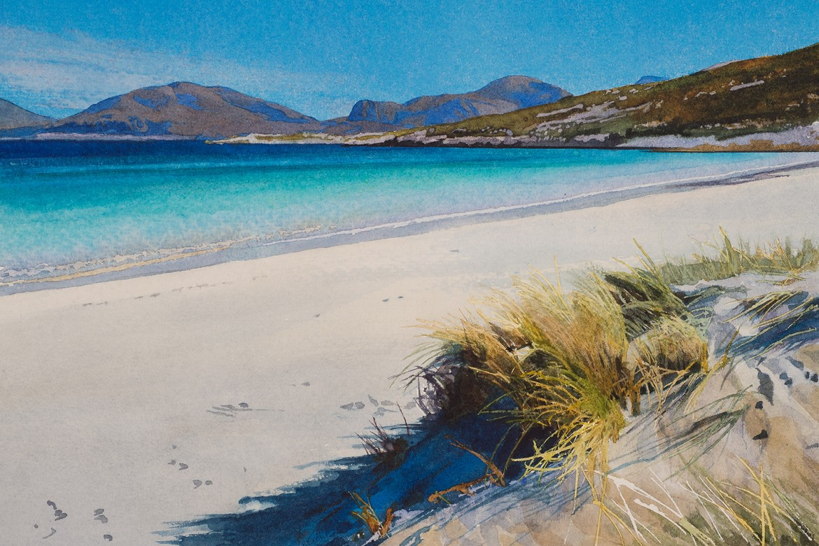 Luskentyre, South Harris