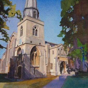 St Nicholas Chapel, King's Lynn