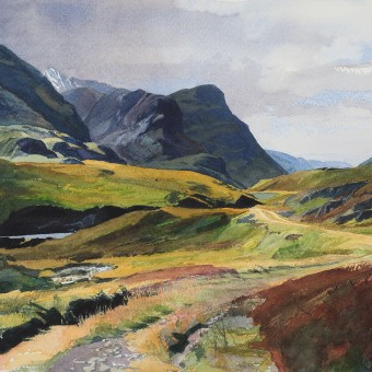 Old Road, Glen Coe