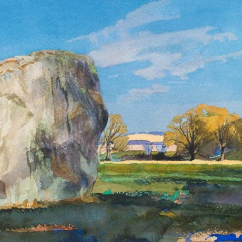 Avebury, Autumn