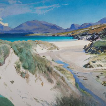 Luskentyre Beach, South Harris