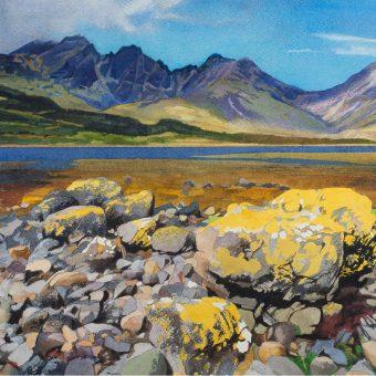 Loch Eishort, Skye