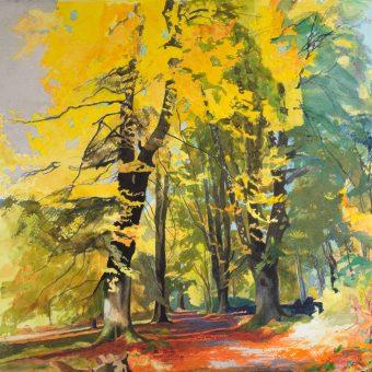 Savernake, Early Autumn