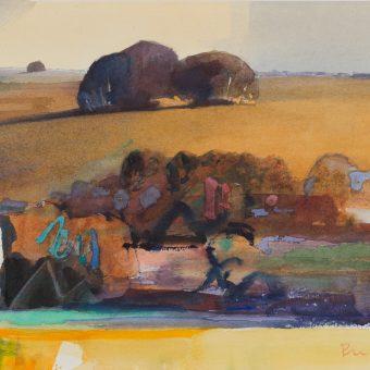 West Kennet Landscape