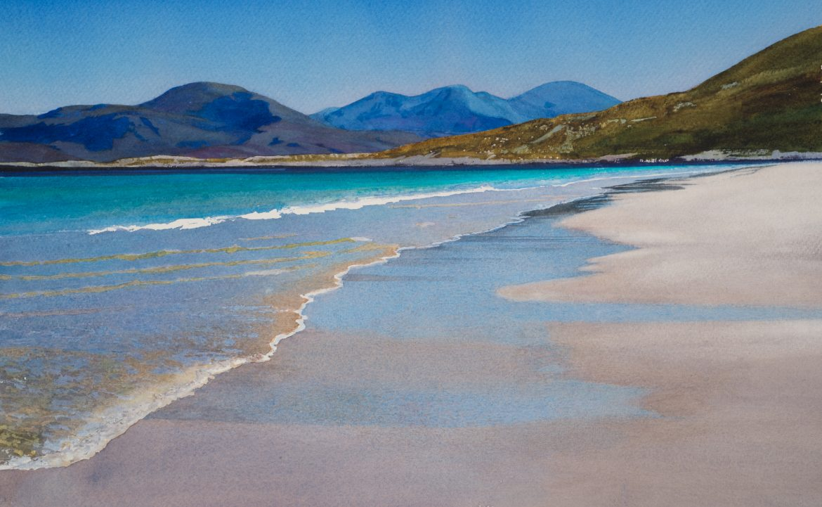 Luskintyre Beach, South Harris