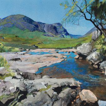 River Coe above Glen Coe