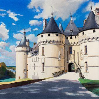 Chaumont-sur--Loire