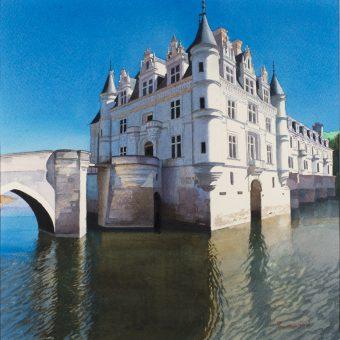 Chateau-de-Chenonceau, Loire