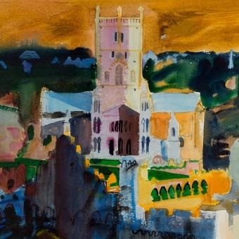 St Davids Cathedral & Bishops Palace