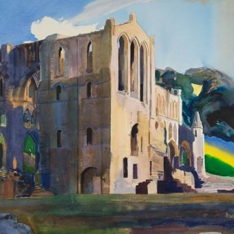 Rievaulx Abbey