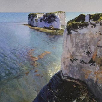 Chalk Cliff, Old Harry