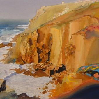 Cliffs near Land's End