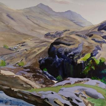 Cliffs, Glen Coe