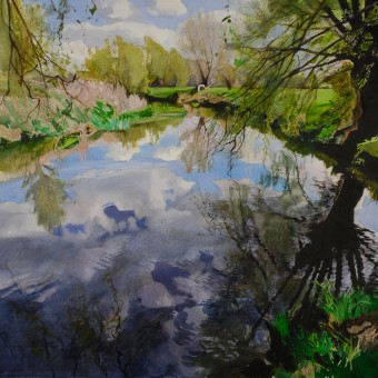 Cloud Reflections Gt Somerford
