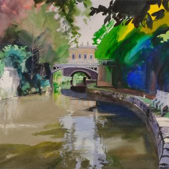 Kennet Avon Canal, Bath