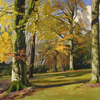 Knightshayes, Autumn