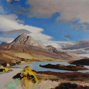 Loch Lurgainn & Cul Beag
