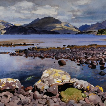 Loch Torridon from Applecross