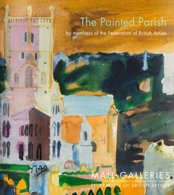 Catalogue for The Painted Parish exhibition