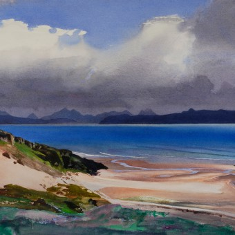 Sand bay, Applecross