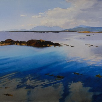 Skye from Arisaig