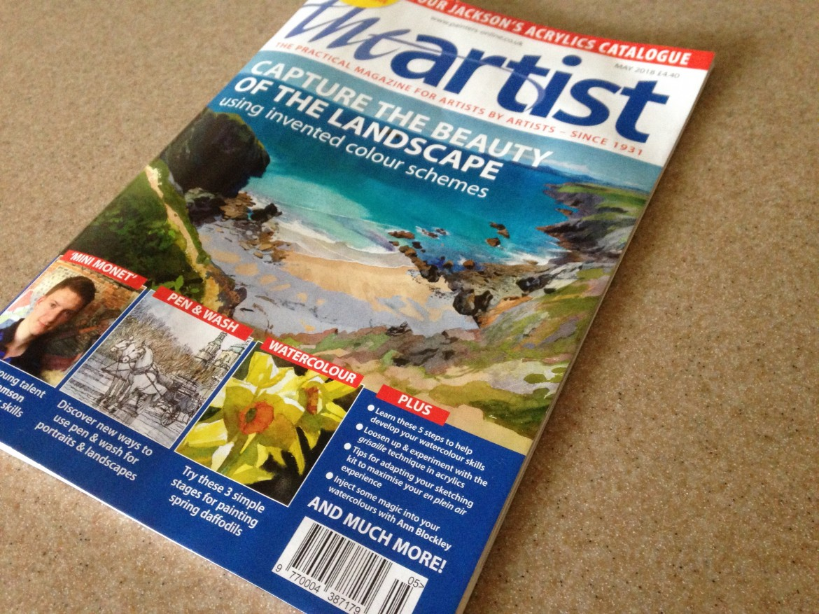 The Artist May 2018