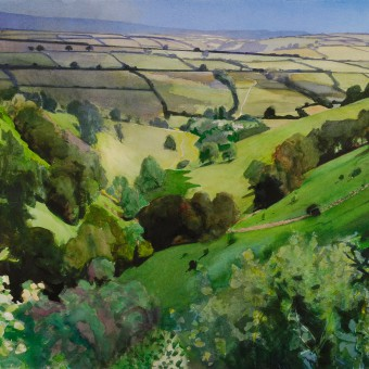 The Punchbowl, Exmoor