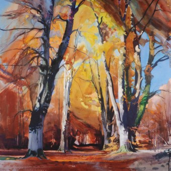 Trees, Autumn